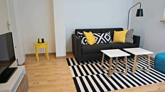 Apartamento Little Suite - Baptiste