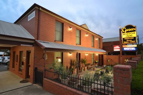 Motel Bendigo Goldfields Motor Inn