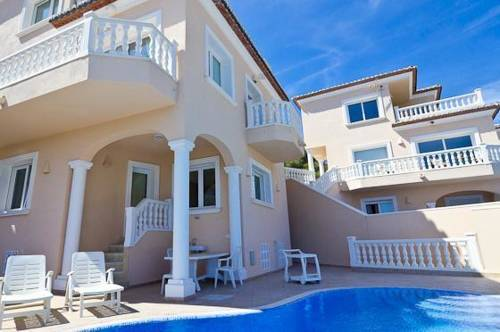 Apartamento Apartment With Pool, Beach In Moraira