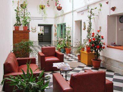 Hotel hostel los jardines colgantes de babilonia Hotel jardines de babilonia