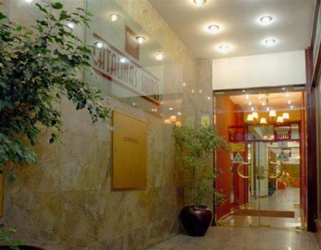Hotel Apartments Express Park Suites
