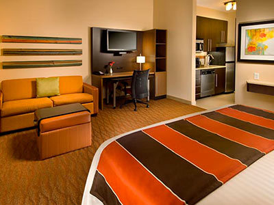 Hotel Towneplace Suites By Marriott San Antonio Downtown