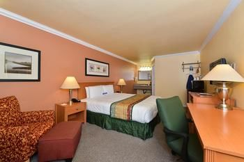 Hotel Americas Best Value Inn & Suites-san Francisco Airport North
