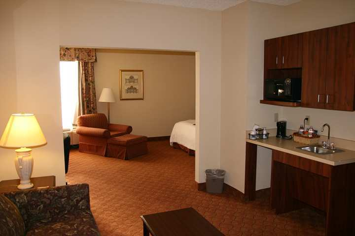 Hotel Hampton Inn Houston/humble-airport Area