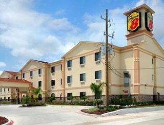 Hotel Super 8 Iah West/greenspoint