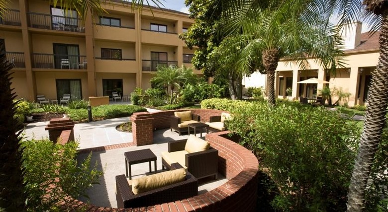 Hotel Courtyard By Marriott Orlando Airport