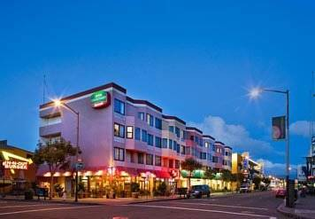 Hotel Courtyard By Marriott Fishermans Wharf