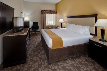 Hotel Holiday Inn Express Chicago-schaumburg