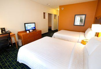 Hotel Fairfield Inn By Marriott Dallas Dfw Airport North/irving