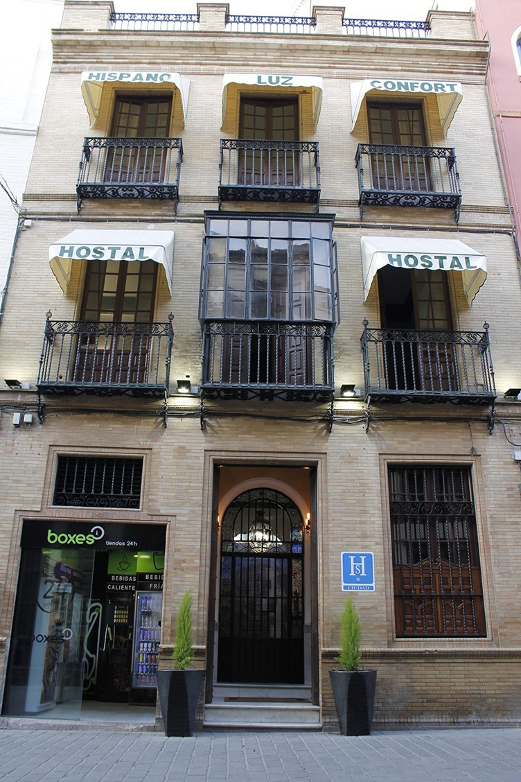 Hostal Hispano Luz Confort