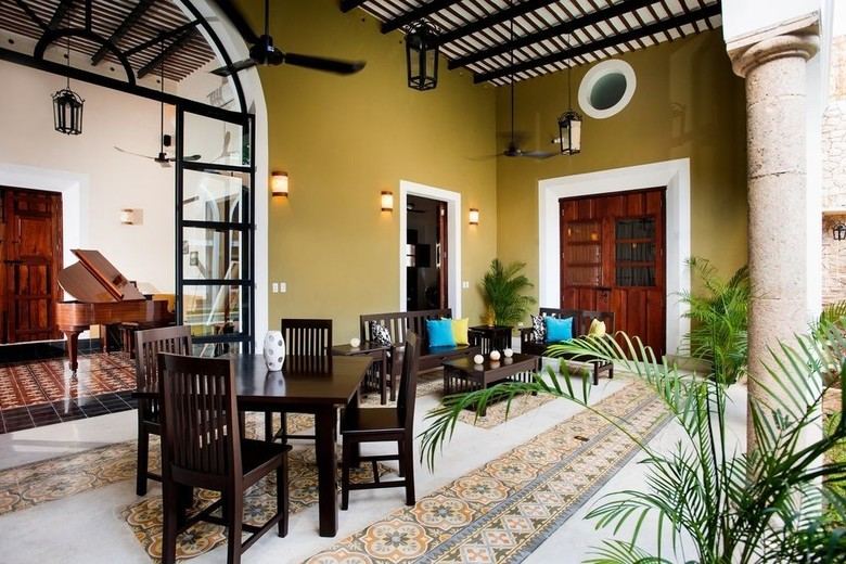 Hotel boutique by the museo merida yucatan atrapalo for Boutique hotel yucatan