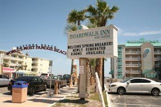 Hotel *boardwalk Inn And Suites*