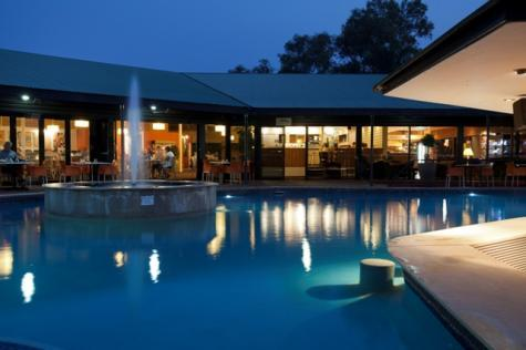Hotel Chifley Alice Springs Resort