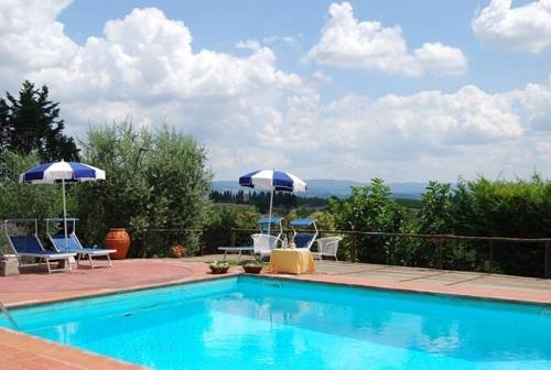 Apartamento Holiday Apartment In San Gimignano III