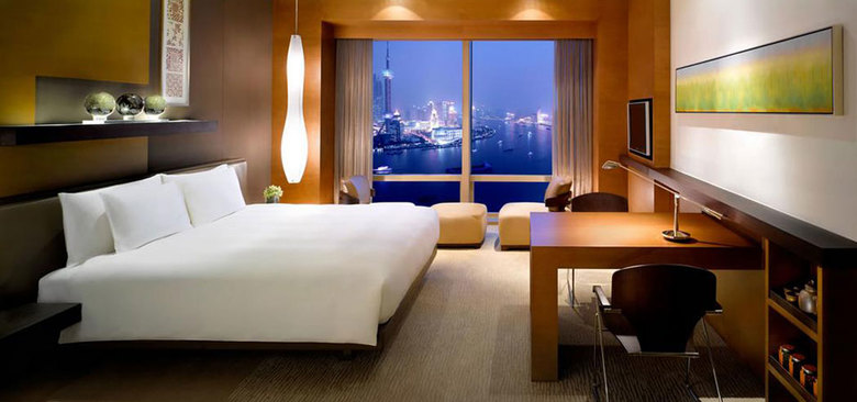 Hotel Hyatt On The Bund