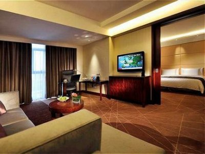 Hotel Crowne Plaza International Airport