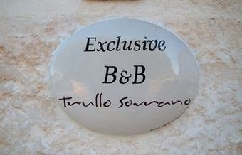 Agroturismo Trullo Sovrano Exclusive B&B