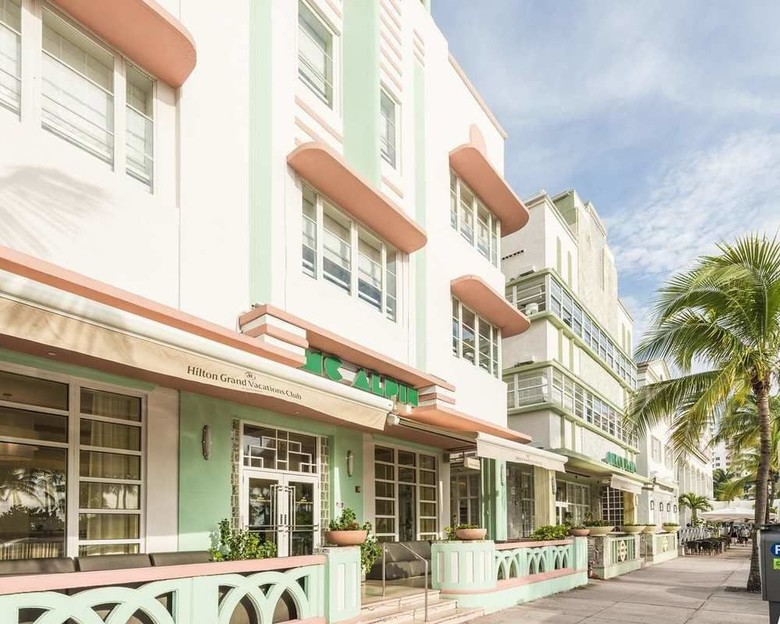 Hotel Hilton Grand Vacations Club On South Beach