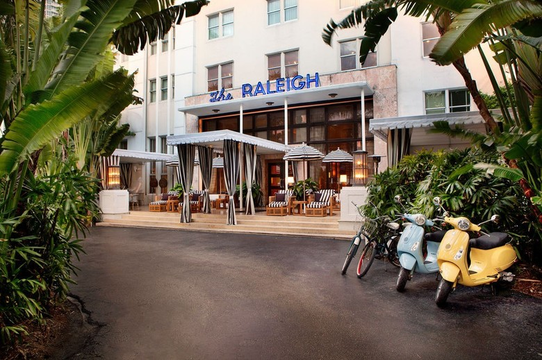 Hotel The Raleigh Miami Beach
