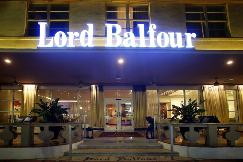 Hotel Lord Balfour
