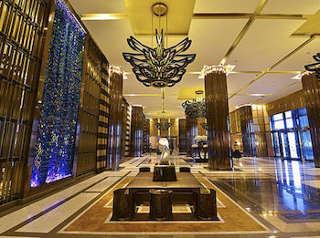Hotel City Of Dreams - Crown Towers Manila