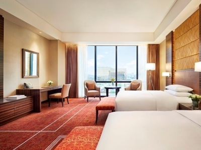 Hotel Hyatt City Of Dreams Manila