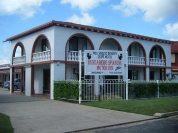 Motel Bundaberg Spanish Motor Inn