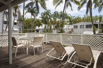 Apartamentos Seascape Holidays- Port Douglas Terrace
