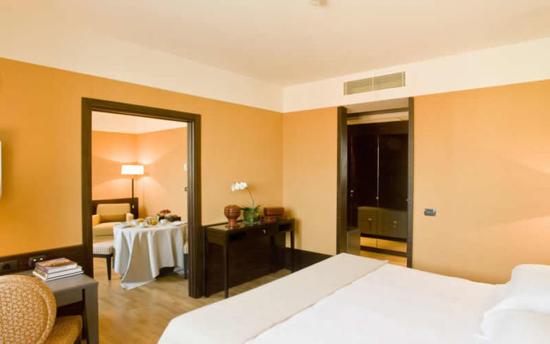 Hotel Starhotels Grand Milan