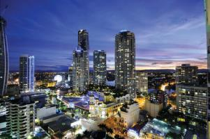 Hotel Holiday Inn Surfers Paradise