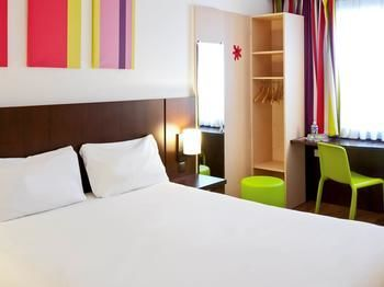 Hotel Ibis Styles Luxembourg Centre Gare