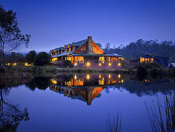 Hotel Cradle Mountain Lodge(cabaña Spa)
