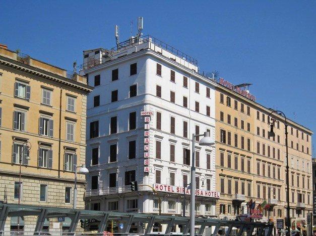 Hotel siracusa roma for Hotel roma siracusa