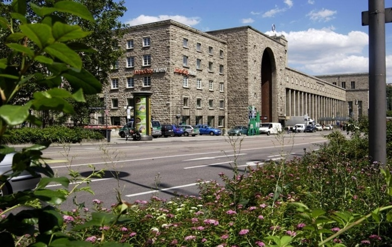 Hotel Intercity Stuttgart(.)