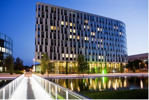Hotel Courtyard By Marriott Wien Messe I