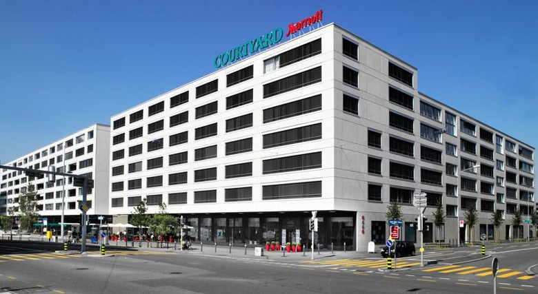 Hotel Courtyard By Marriott Zurich North