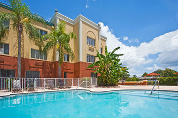 Hotel Holiday Inn Express Clearwater East - Icot Center