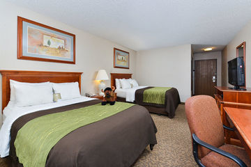 Hotel Comfort Inn At Buffalo Bill Village