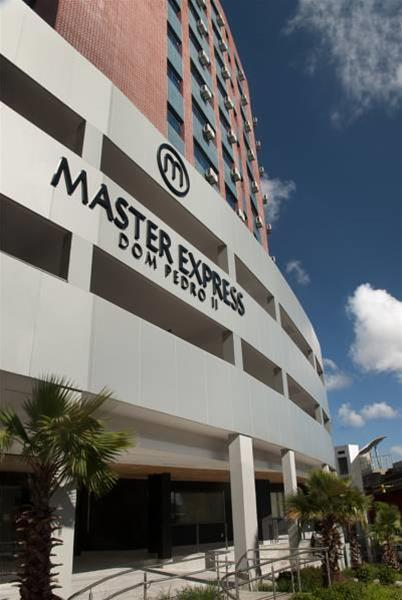 Hotel Master Express Dom Pedro II