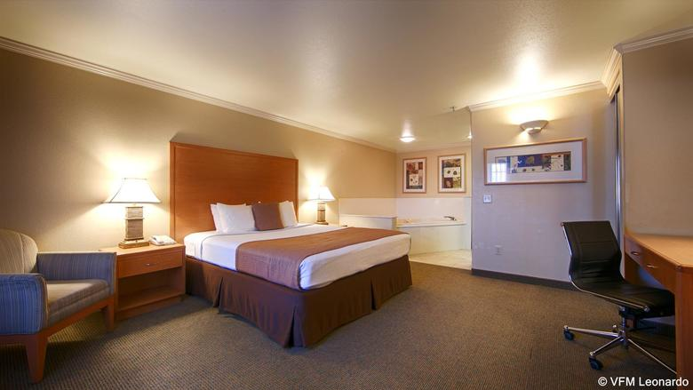 Motel Best Western Inn & Suites Lemoore