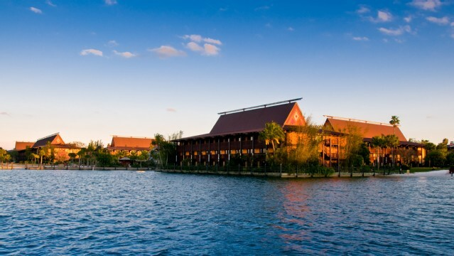 Hotel Disney's Polynesian Village Resort