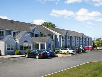 Hotel Microtel Inn & Suites By Wyndham Bethel/danbury