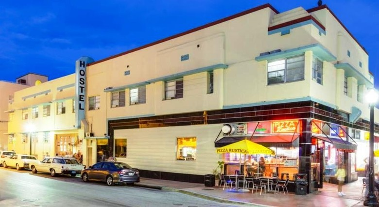 Albergue Miami Beach International Travelers Hostel