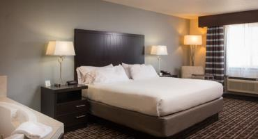 Hotel Holiday Inn Express Le Claire Riverfront Davenport