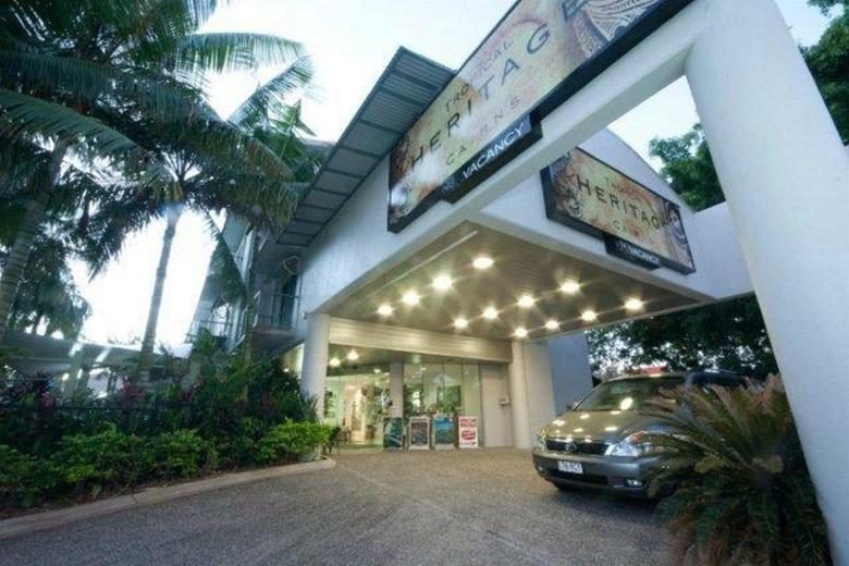 Hotel Heritage Cairns