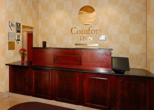 Hotel Comfort Inn Hackettstown