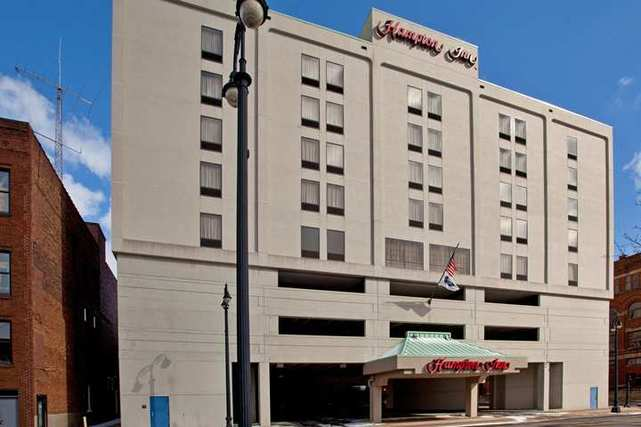 Hotel Hampton Inn Canton/massillon