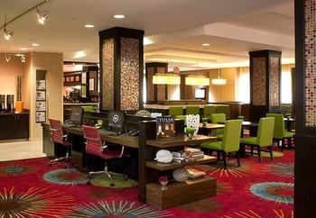 Hotel Courtyard By Marriott Tulsa Downtown