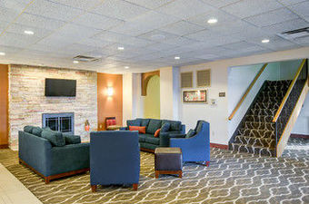 Hotel Comfort Inn Greencastle