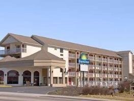 Motel Days Inn Apple Valley Sevierville/pigeon Forge